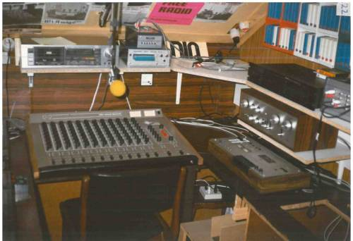First FRS studio